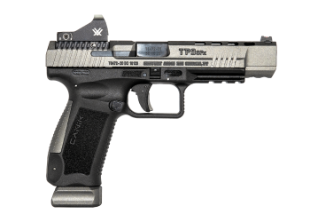 Canik TP9SFX 9mm with Vortex Viper Red Dot