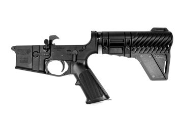 Complete Pistol DPMS Panther Arms Lower Receiver AR-15 AR15 DA-15