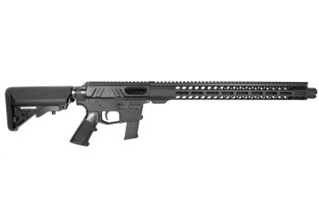 Pro2A Tactical's Valiant 16 inch AR-15 AR-9 9mm M-LOK Complete Rifle With Can
