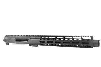 10.5 inch AR-15 NR Side Charging 300 BLACKOUT Melonite Upper w/CAN