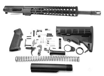 16 inch AR-15 NR Side Charging 300 BLACKOUT Upper Kit