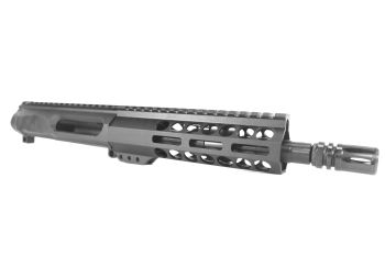 8 inch AR-15 NR Side Charging 5.56 Pistol M-LOK Melonite Upper