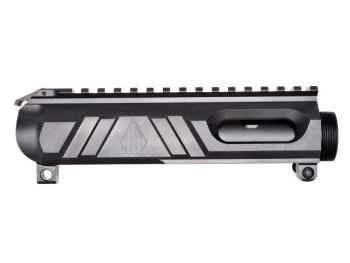 Gibbz Arms G9 Non Reciprocating Side Charging Stripped Upper Receiver - Right Hand