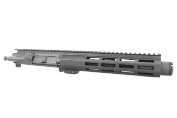 7.5 inch AR-15 AR15 AR 300 Blackout M-LOK Pistol Length Melonite Upper w/Can