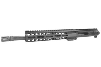 12.5 inch AR-15 LEFT HANDED AR-15 Non Reciprocating Side Charging 350 Legend Melonite Upper