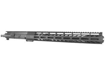 12.5 inch AR-15 350 LEGEND Pistol Length Melonite Upper w/Can