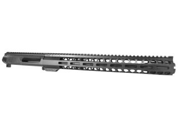 12.5 inch AR-15 NR Side Charging 350 Legend Melonite Upper w/Can