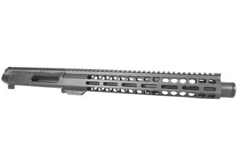 11.5 inch AR-15 NR Side Charging 5.56 Carbine Stainless M-LOK Keymod Upper w/Can
