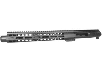11.5 inch Left handed AR-15 NR Side Charging 5.56 Melonite M-LOK Upper w/CAN