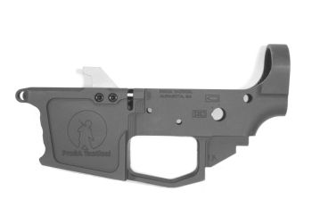 Pro2A Tactical's Pro2A 45ACP/10mm AR-45 Stripped Billet Lower Receiver