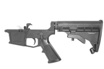 Complete Rifle Pro2A Tactical's Pro2A 45ACP/10mm AR-45 Billet Lower Receiver