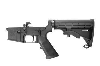 Complete Rifle Anderson Manufacturing AM-15 Lower Receiver