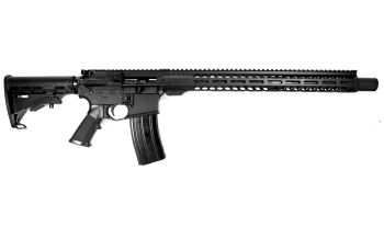 Pro2A Tactical's Patriot 16 inch AR-15 5.56 NATO M-LOK Complete Rifle with Flash Can