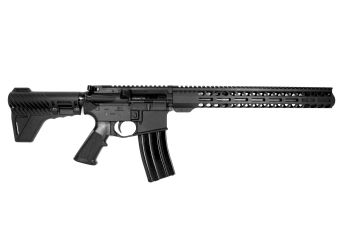 """P2A """"Patriot"""" 12.5 inch AR-15 350 Legend M-LOK Complete Pistol with Flash Can"""