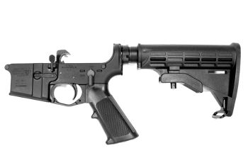 Complete Rifle DPMS Panther Arms Lower Receiver AR-15 AR15 DA-15