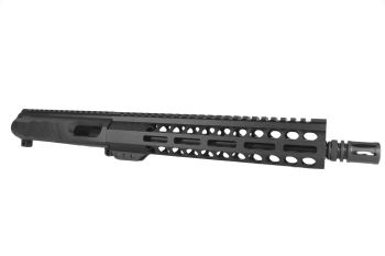 11 inch AR-15 Non Reciprocating Side Charging 9mm Upper
