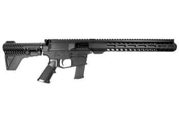 Pro2A Tactical's Patriot 11 inch AR-15 AR-9 9mm M-LOK Complete Pistol with Flash Can