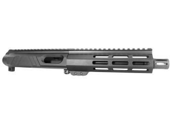 7.5 inch AR-15 Non Reciprocating Side Charging 45 ACP Melonite Upper