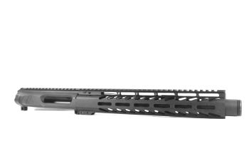 10.5 inch AR-15 Non Reciprocating Side Charging 5.56 NATO Upper w/Flash CAN