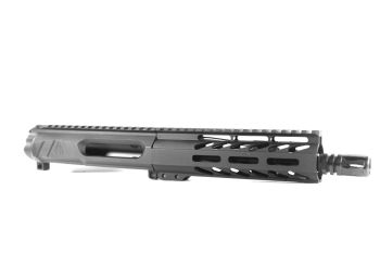 7.5 inch AR-15 NR Side Charging 300 BLACKOUT Pistol Keymod M-LOK Melonite Upper