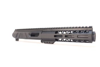 5 inch AR-15 AR15 Non Reciprocating Side Charging 45 ACP Upper w/CAN