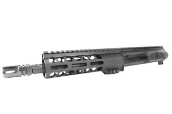 8.5 inch AR-15 LEFT HANDED AR-15 Non Reciprocating Side Charging 300 Blackout Upper