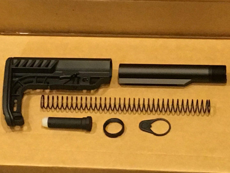 Pro2A Tactical - New Product Alert! Minimalist Stock Kit (MSK)