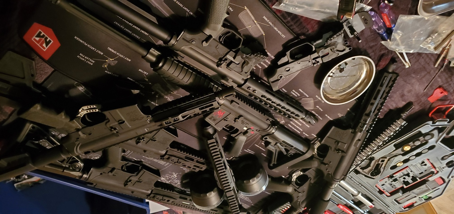 Collection of Pro2A Uppers